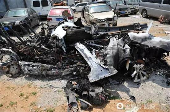 特斯拉国内再度起火:电池被烧焦 事故调查中