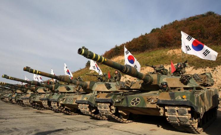 韩媒:韩国国防预算比朝鲜高太多,究竟谁在威胁谁?