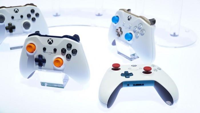 Xbox自定义手柄:近10亿种配色方案可以挑选
