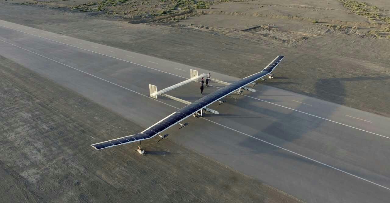 中国太阳能无人机未来可飞数年 完全有可能出口