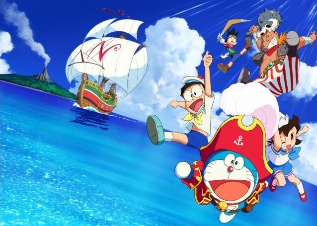 大海冒险记《哆啦A梦:大雄的宝岛》将于明年3月上映