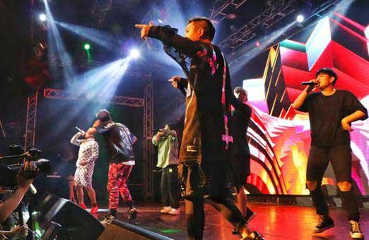 新街口组合首创嘻哈舞台剧 专辑《黑火》火爆发布