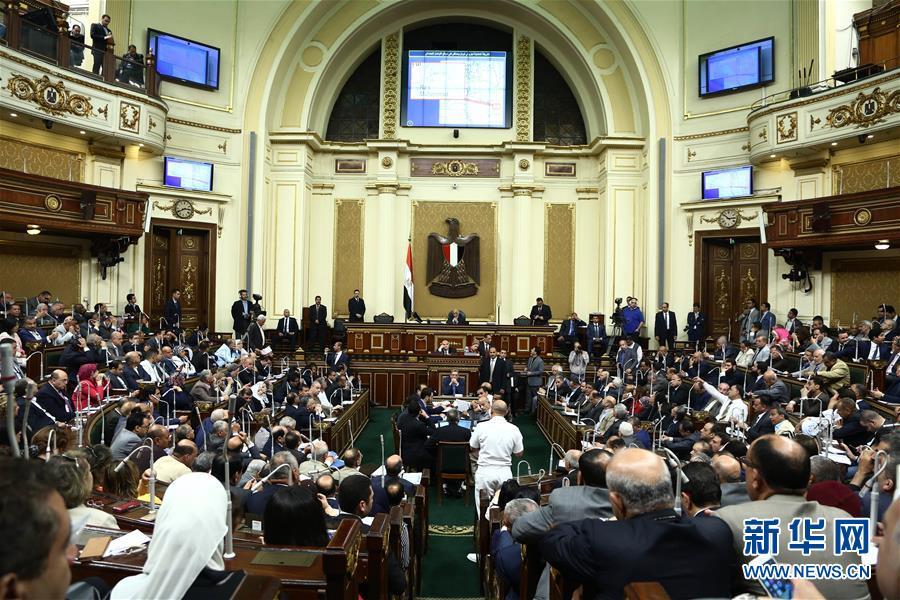 埃及议会表决通过向沙特归还红海两岛