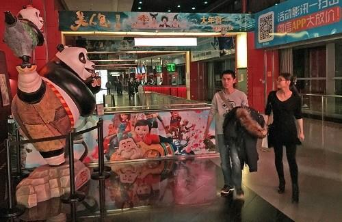 美媒:好莱坞与中国电影合作加深 明智的经济盘算
