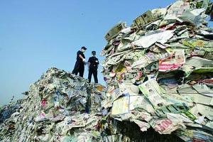"""""""洋垃圾""""暴利:1公斤服装几十元 门店年赚十几万"""
