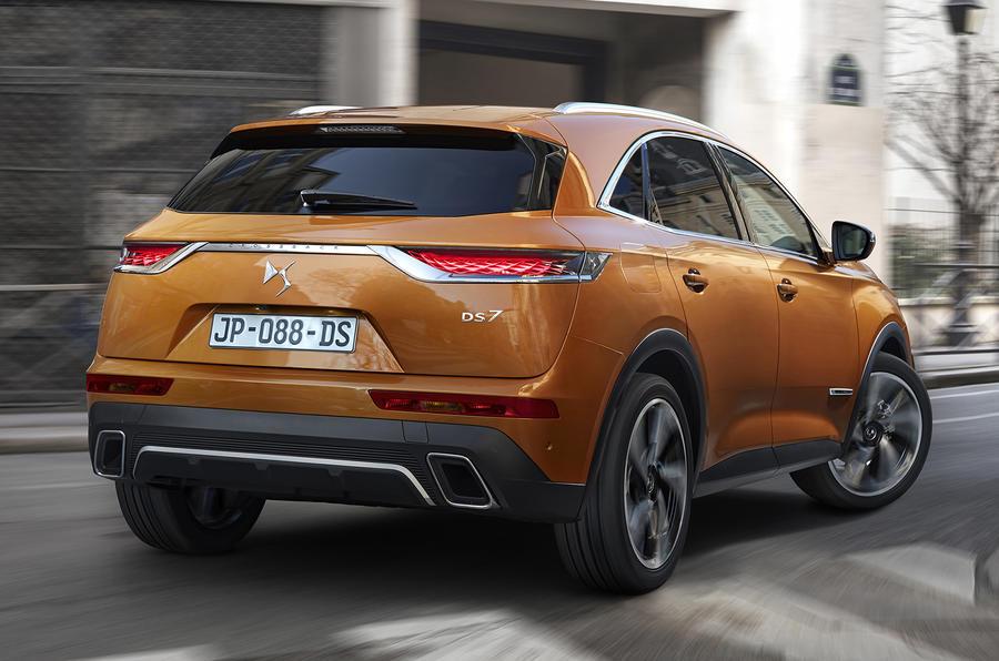 DS计划2023年前推出六款新车