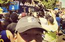 吴彦祖参加勇士夺冠游行:作为奥克兰居民很骄傲!