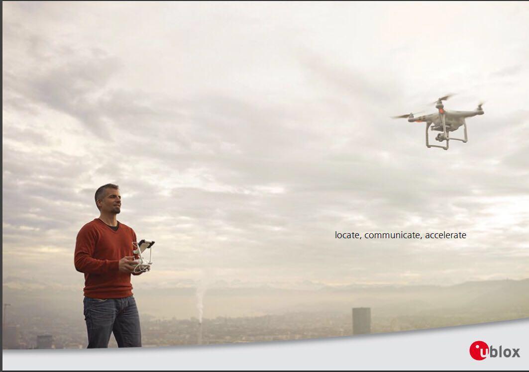 专访u-blox公司GNSS总监Daniel Ammann:专业无人机市场将很快规范
