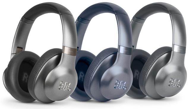JBL发布Everest 2.0四款无线耳机系列产品