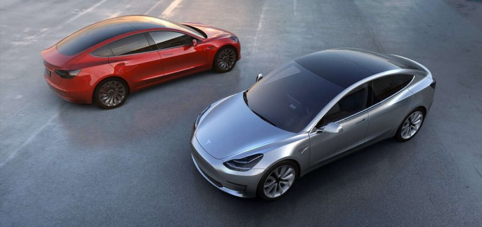 特斯拉计划年底开展Model 3试驾 但只针对预订者