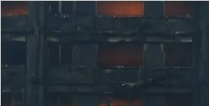 伦敦公寓大火致12人遇难