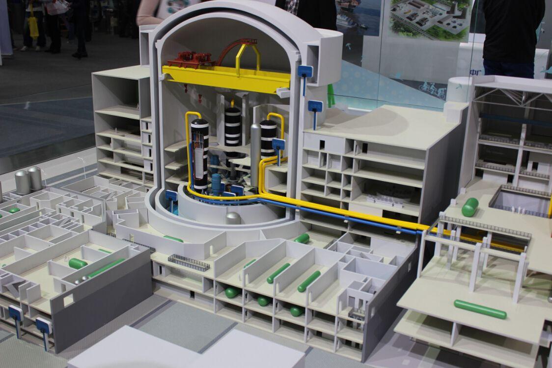 """中国自主研发三代核电技术""""华龙一号""""超吸睛!"""