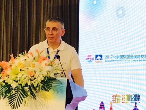中俄澳门永利合作协会会长:望中国游客能到俄罗斯偏远地区去看一看