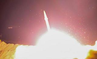 伊朗射多枚导弹打击叙恐怖分子