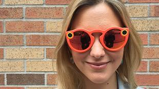 Snap新照相眼镜Spectacles将迎来重大更新:更AR