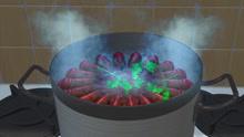 3D:吃小龙虾不断咳血肺部穿洞!竟因寄生虫