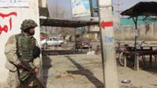 阿富汗一警察总部遭袭30人死伤