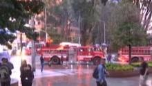 哥伦比亚一购物中心发生爆炸多人死伤