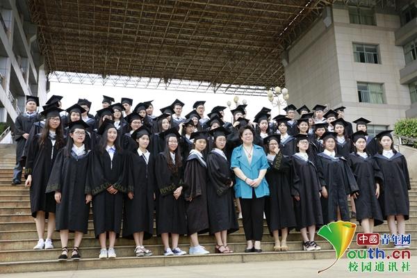 江西高校一班级11人留学世界名校 班主任传经