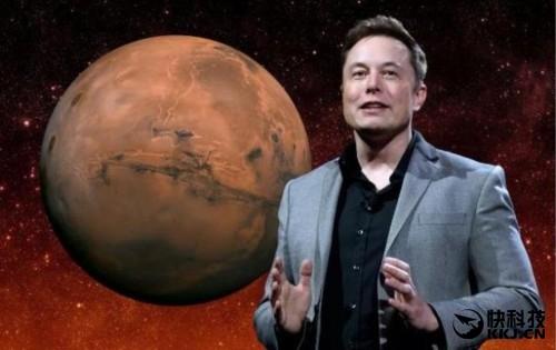 马斯克火星殖民计划:火星文明需要耗时100年