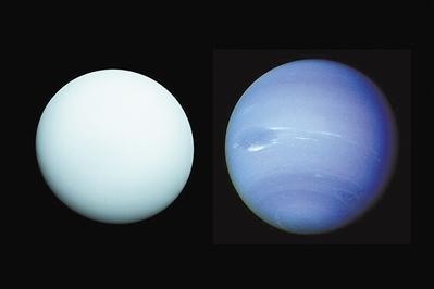NASA准备探访天王星和海王星