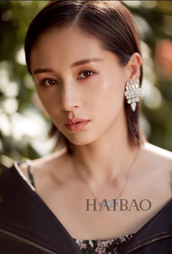 30岁的王子文没了齐刘海 照样可爱又少女