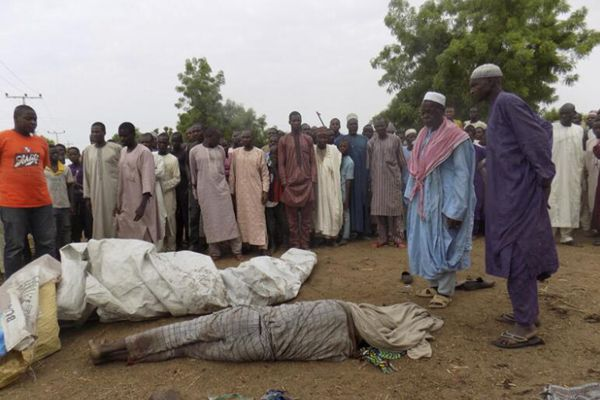 尼日利亚遭遇自杀式爆炸袭击 导致至少16人死亡