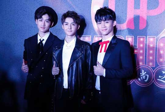十二星宿风之少年亮相盛典 《上海LOCKING》燃舞台