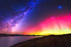 新西兰璀璨星光美景