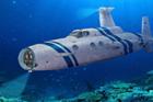 荷兰豪华潜艇内设图书馆