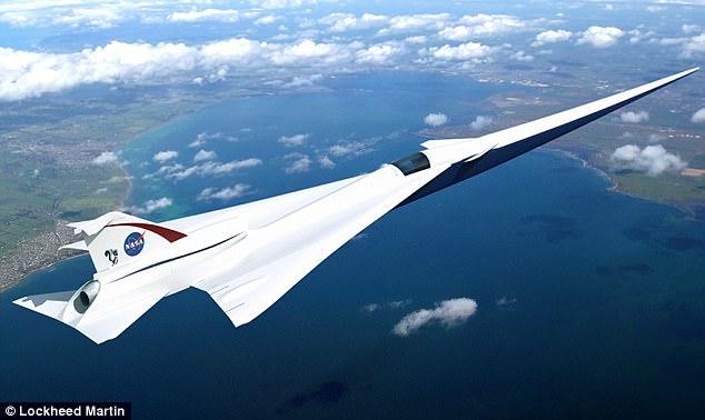 波音称超音速客机10年内升空 纽约飞上海仅需2小时