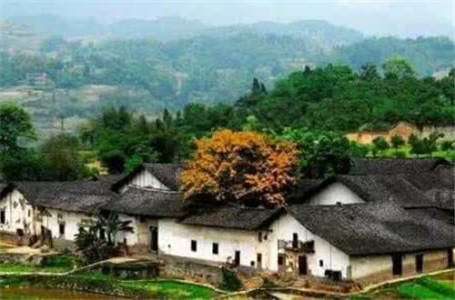 重庆市8个传统村落列入中央财政支持范围