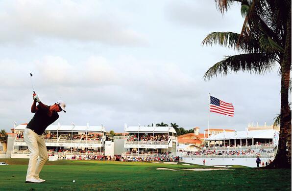 从高尔夫和早睡早起开始 日媒盘点全球3大富豪的处世之道