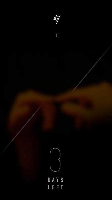 鹿晗新MINI专辑《I》倒计时开始 XXVII企划将解锁
