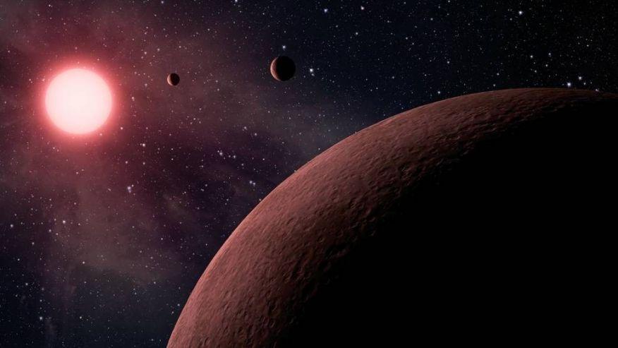 人类或许并不孤单 NASA发现10颗类地行星