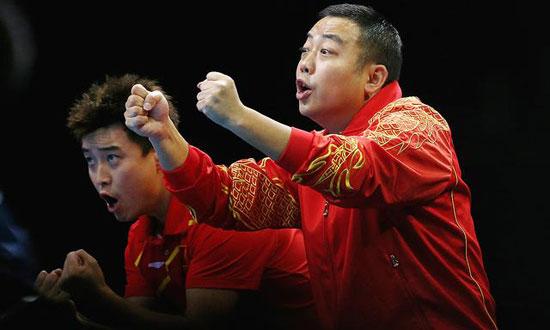 刘国梁不再担任国乒总教练 将出任乒协副主席
