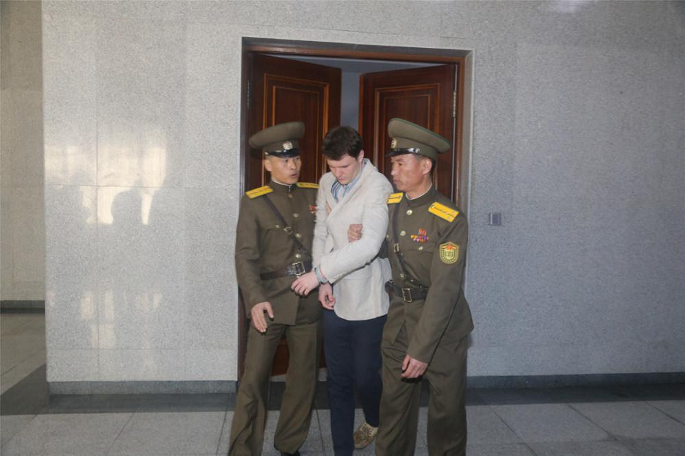 从朝鲜获释美国大学生去世 此前已成植物人