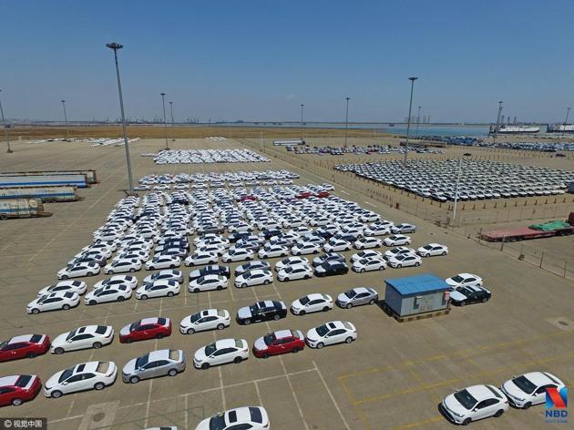 5月汽车经销商库存水平仍位于警戒线以上
