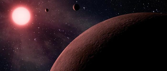 NASA开普勒望远镜发现200多颗新的候选行星