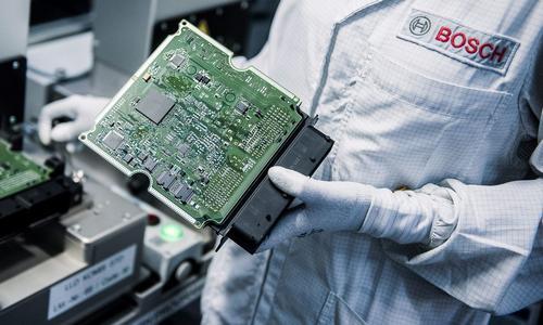 博世投资10亿欧元 在德建无人驾驶车芯片工厂