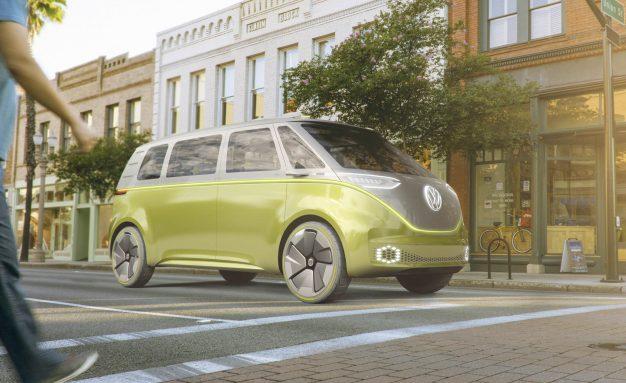 经典车型重出江湖 大众将量产I.D. Buzz概念车