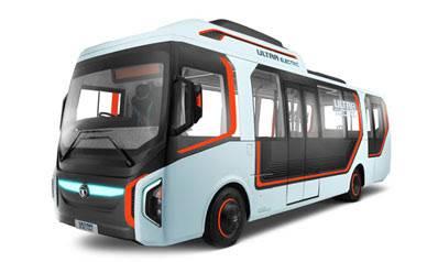 捷豹路虎母公司印度测试电动巴士