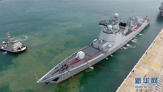 052D将首次亮相国际军演 综合作战能力受考验