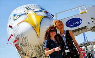巴黎航展全球最新飞机重装上阵