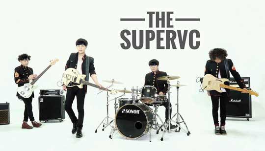果味VC《躁不完的青春》MV首播 演绎英伦摇滚绅士