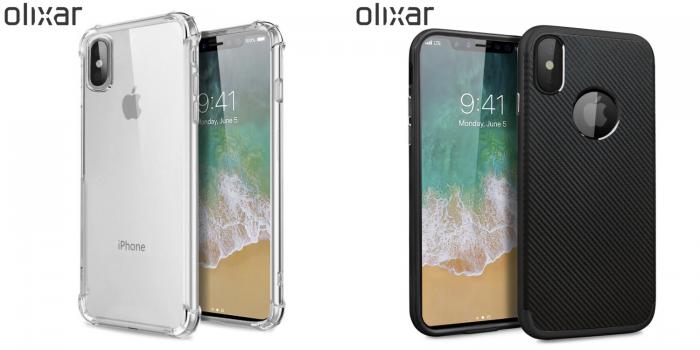 iPhone 8保护壳曝光