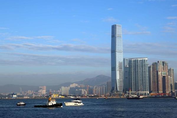 香港回归20周年:城市建设新地标