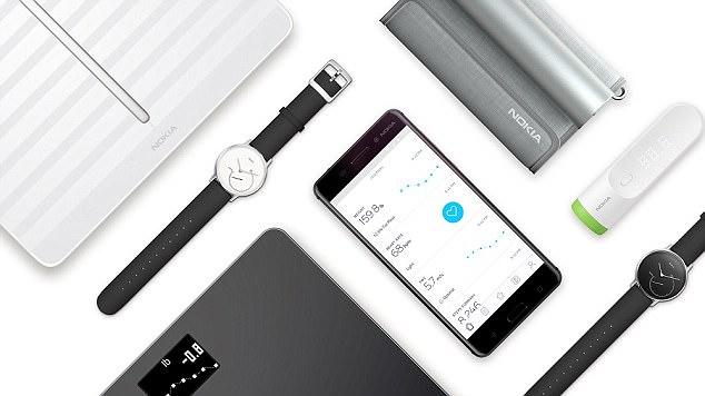 诺基亚智能手表有望9月正式发布 售价曝光