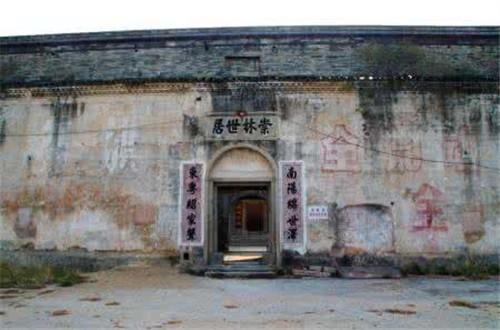 8村入选第二批惠州市传统村落