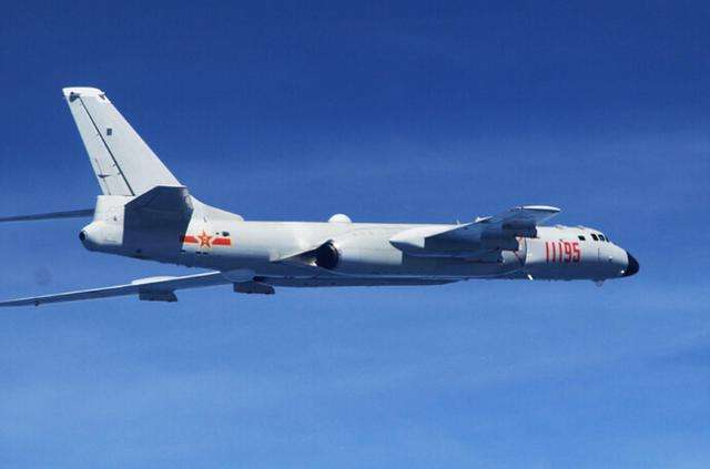 专家:轰-6K数量已形成规模 可执行全疆域作战